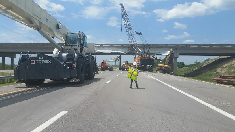 PE&E Bridge Repair- Hutchinson Kansas